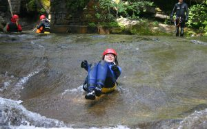 Canyoning Rookie