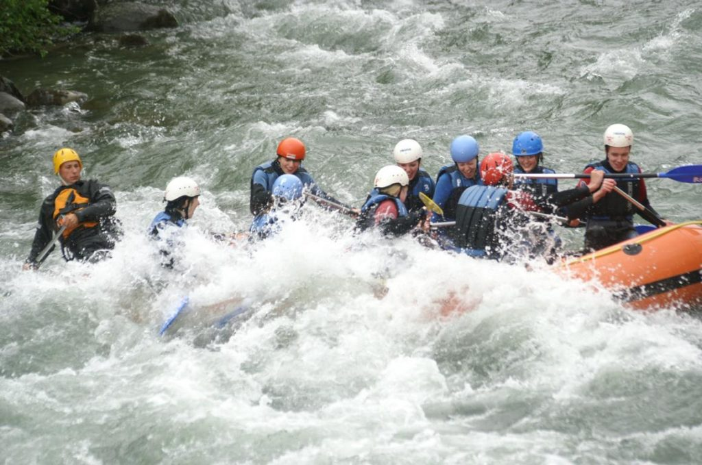 Raftingtour
