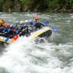 Rafting Mölltal