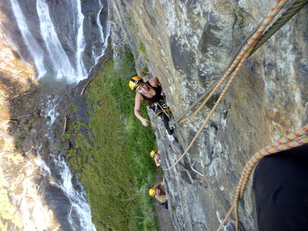 Klettersteig Fallbach : Bildergalerie u2013 alpinsport koller