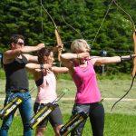 Einschießplatz Bogenparcours