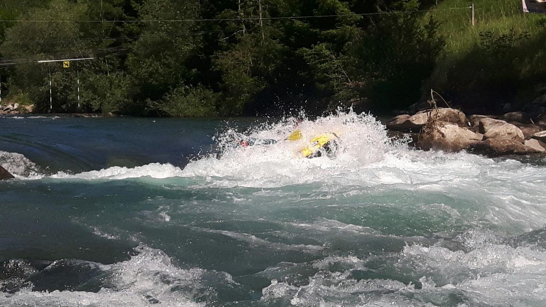 Rafting I