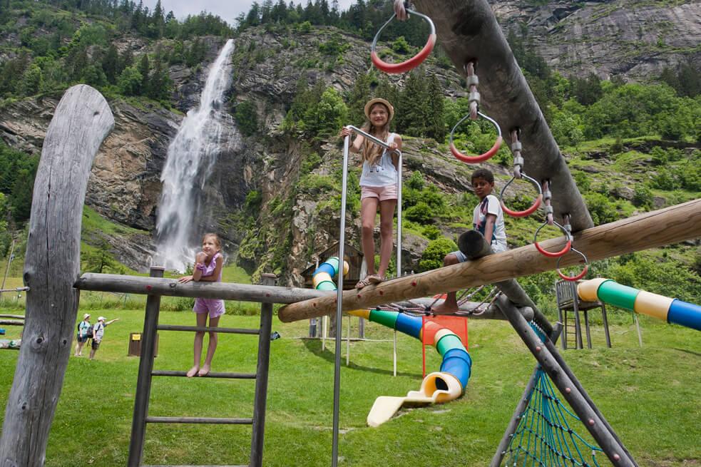 Wassererlebnispark Fallbach